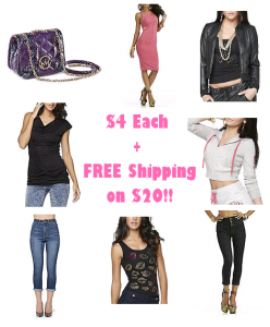 Nicki Minaj Summer Clearance $4 + Free Shipping on $20 | Not all Crazy Styles!