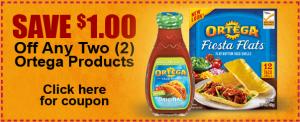 Ortega Taco Seasoning Packet
