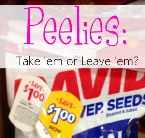 Peelies: Take 'em or Leave 'em?