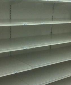 Shelf-Clearing
