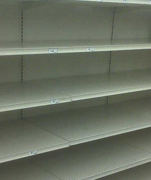 Shelf Clearing