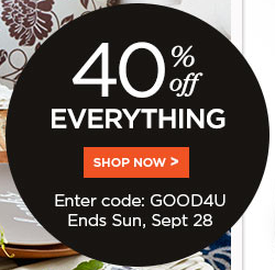 40% Off Everything Photo at Shutterfly!