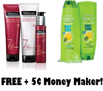 *HOT* Tresseme and Garnier Money Maker at Target Starting 9/21!