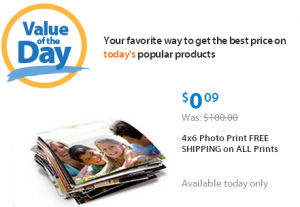 4×6 Photo Prints Just 9¢ Each + FREE Shipping!