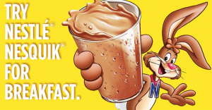Free Nesquick Sample!