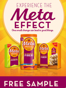 FREE Metamucil Fiber Bar Sample!