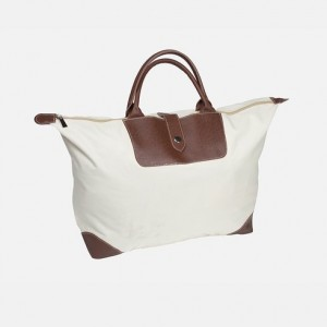 Fold Away Khaki Tote Just $4.99 Shipped!