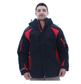 Men's Akademiks Expedition Triclimate Parka—$44.99! (Was $138)