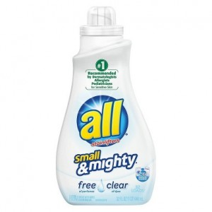 All Free & Clear Detergent—$2.19 at Target!