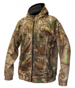 Realtree Xtra Men's Scent Factor Zip Hoody—$17.67