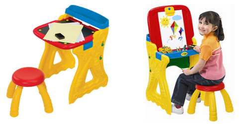 Crayola Play 'N Fold 2-in-1 Art Studio Just $22.99! (Was $39.99)