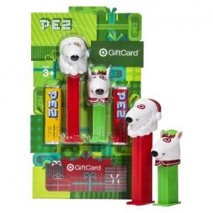 Elf and Santa PEZ at Target