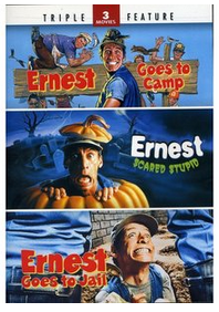 Ernest Scared Stupid Triple Feature
