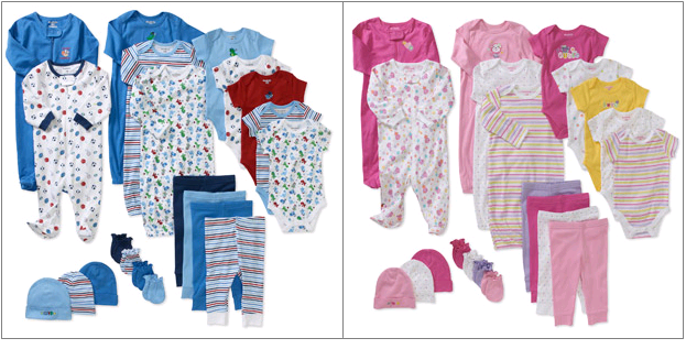 Garanimals Layette Sets