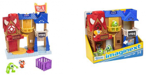 Imaginext Monster's University Row Just $14.99 + FREE Pickup! (50% Off)