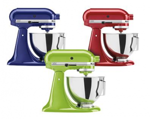 KitchenAid TiltHead Mixers—$209.99 Today ONLY!