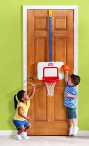 Little Tikes Attach and Play Basketball Set Only $17.99 Shipped!