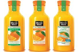 Minute Maid Orange Juice $1.98 at Walmart!