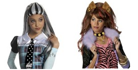 Monster High Wigs Just $6 Shipped | Order ASAP for Halloween!