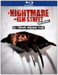 Nightmare on Elm Street Collection on Blu-ray—$24.99 + FREE Store Pickup!