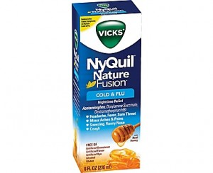 Dayquil or Nyquil Nature Fusion Syrup Just $4.99 Shipped!