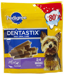 Pedigree Dentastix Dog Treats Just $1.54 Each After Coupon and Gift Card Deal!
