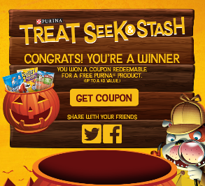 Treat Seek and Slash