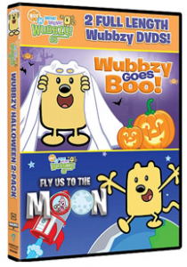 Wow! Wow! Wubbzy! Halloween Movies From $5 + Free Store Pickup!