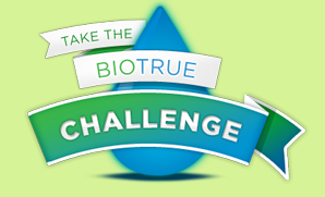 FREE Bausch & Lomb BioTrue Contacts Solution Sample