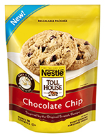 nestle Toll House Frozen Cookie Dough
