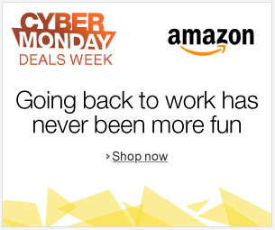 Amazon Cyber Week Deals