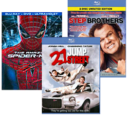 BOGO Movies at Best Buy