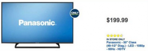 Best Buy Black Friday 2014 50 TV
