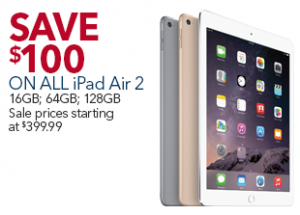 Best Buy Black Friday 2014 iPad Air 2