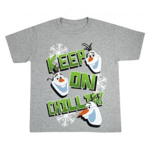 Boys Frozen Shirt