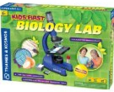Deluxe biology lab
