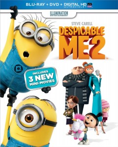 Despicable Me 2 240x300 Despicable Me 2 DVD $9.99 and Blu ray Combo $13!