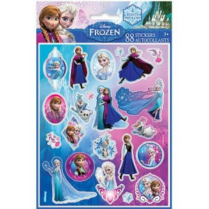 Disney Frozen Sticker Sheets