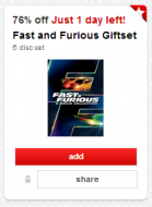F and F Cartwheel