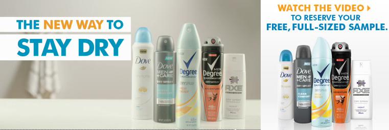 Free Dry Spray