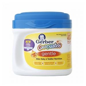 Gerber Graduates formula
