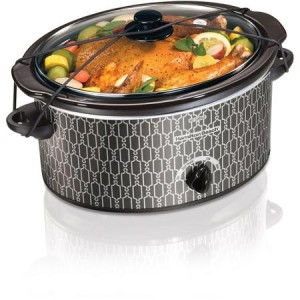 Hamilton Beach 5 qt slow cooker