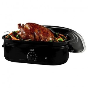 Oster Roaster With Self Basting lid