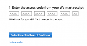 Register Walmart 1 Hour Guarantee Receipt Online 300x159 How to Register Walmart 1 Hour Guarantee Cards