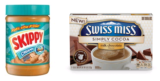 $.57 Swiss Miss and $1.47 Skippy PB at Target Today ONLY!