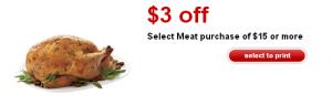 Target Meat Coupon