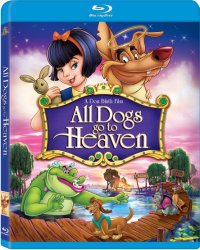 all dogs go to heaven All Dogs go To Heaven (Blu Ray) $3.99 (originally $19.99)