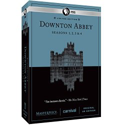 downtown abbey Today Only!  Downtown Abbey Seasons 1 4 Just $36.99!