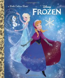 frozen little golden book Frozen Little Golden Book (Disney Frozen) $2.39 (originally $3.99)