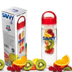 fruit infusing bottle